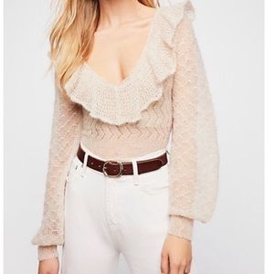 Free People Sweater.
